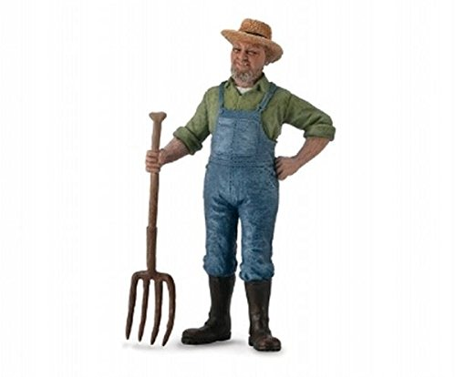 CollectA Farmer Kids Toy Children's Play Fun - 1