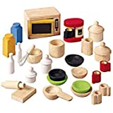 Plan Toys 9406 Accessories For Kitchen And Tableware