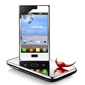 For LG Optimus Extreme L40G (Straight Talk/ Net 10) LCD Screen Protector, Mirror