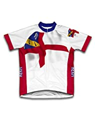 Herm Flag Short Sleeve Cycling Jersey for Women