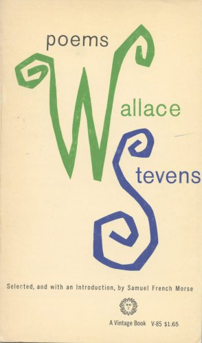 a critical appreciation of wallace stevens  the idea of order at key west essay Analyzes the growth, development, and change that occurred in wallace stevens' poetry, basing the argument on poems selected from different periods with special emphasis on the idea of order at key west (rb .