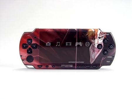 BLEACH PSP (Slim) Dual Colored Skin Sticker, PSP 2000