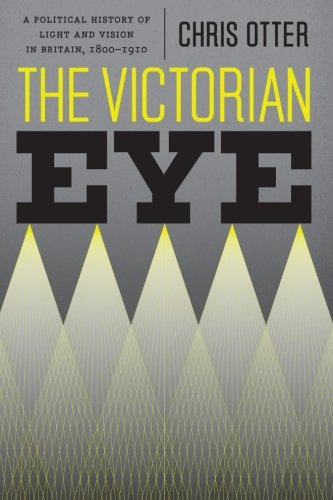 The Victorian Eye: A Political History of Light and Vision in Britain, 1800-1910