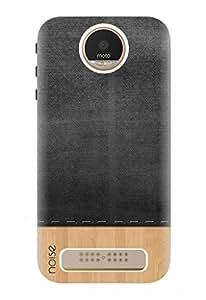 Noise Designer Printed Case / Cover for Motorola Moto Z Play / Patterns & Ethnic / Premium Dual Tone Design