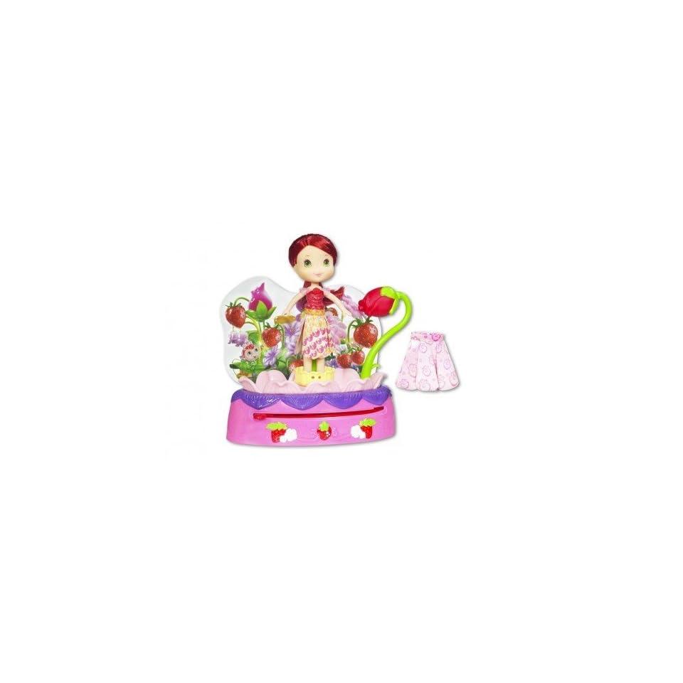 Emily Erdbeer Puppe plus Haus / Korb u. mehr NEU u.OVP on