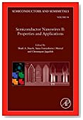 Semiconductor Nanowires II: Properties and Applications, Volume 94 (Semiconductors and Semimetals)