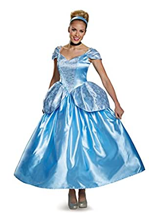 Cinderella Prestige Adult Costume Newest Design 88927