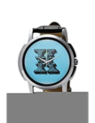 PosterGuy Alphabet K Typography Men's Wrist Watches