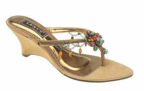 Lexus X012 Talena ladies fashion toe post sandal