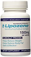 Lipozene Diet Pills – Maximum Strengt…