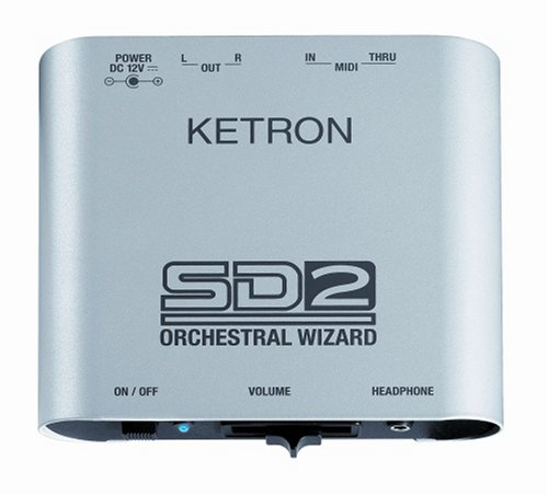 Check Out This Ketron SD2 Sound Module