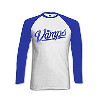 The Vamps Official Team Vamps Ball Baseball Shirt (Jersey) (Large)