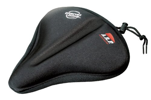 Planet Bike A.R.C Anatomic Relief Bicycle Seat Cover (Hybrid) back-548429