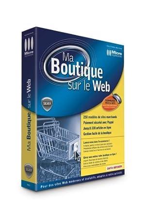 Ma Boutique sur le Web