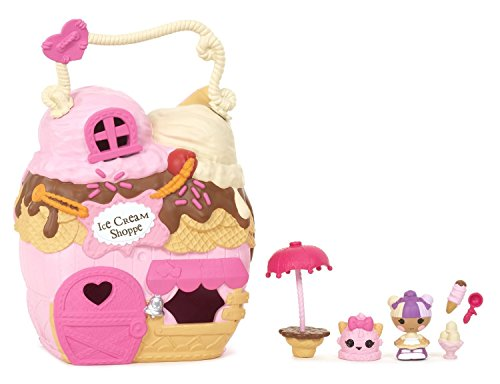 Lalaloopsy Tinies House- Scoops' House - 1