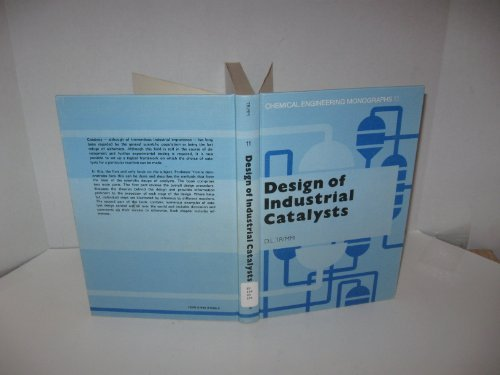 Design of Industrial Catalysts (Chemical engineering monographs)