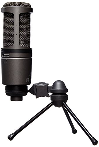 Audio-Technica AT2020 USB+ Review – Best Microphone for YouTube? - 2