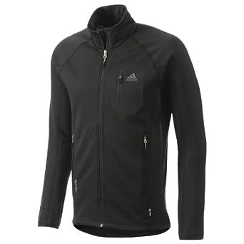Adidas Outdoor Mens Terrex Cocona Fleece Zip Jacket by adidas