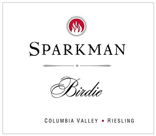 """2013 Sparkman Cellars """"Birdie"""" Bacchus Vineyard Dry Riesling 750 Ml"""