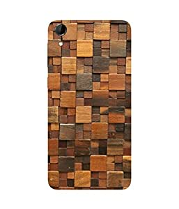Marble Wall HTC Desire 728 Case