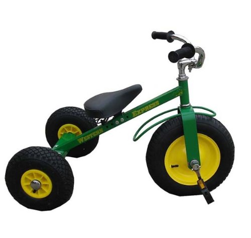 Western Express All Terrain Tricycle Cycles For Kids