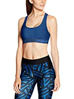 Under Armour Top Crossback (Azul)
