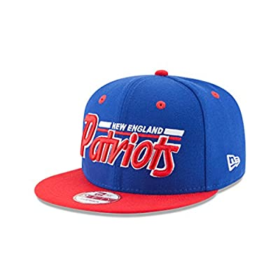 New England Patriots New Era 9Fifty 2T Retro Snapback Hat