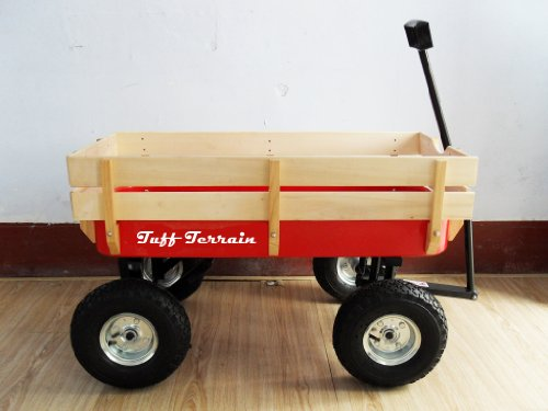 Wagon pull cart