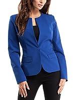 MOE Americana Mujer (Azul Tinta)