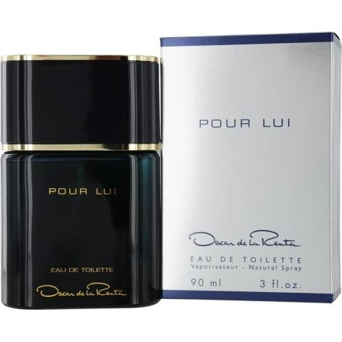 OSCAR POUR LUI By OSCAR DE LA RENTA 3 oz EDT Spray by Oscar de la Renta