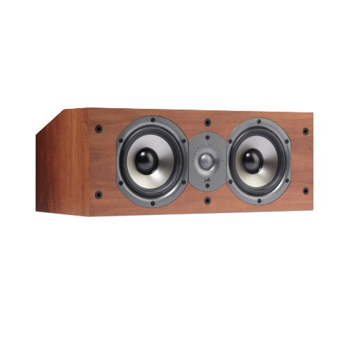 Great Features Of Polk Audio Monitor 15C Two-Way Center Channel Speaker (Single, Cherry)