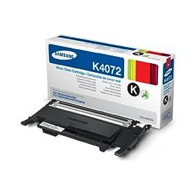 Samsung CLT-K4072S CLP-320 Cartuccia laser