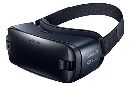 Samsung Gear VR 2016 - Virtual Reality Headset Black (SM-R323) - Latest Edition for Galaxy S7, S7 edge, Note 5, S6 edge+, Galaxy S6 and Galaxy S6 edge (International Version)