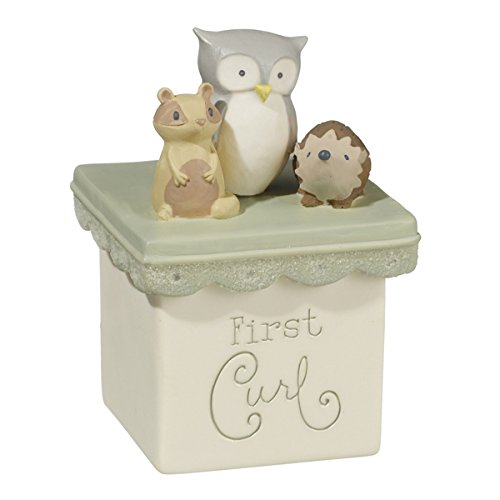 First Tooth & First Curl Boxes Set