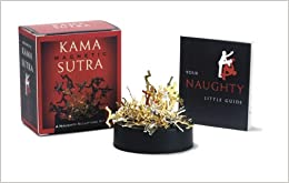 magnetic kama sutra a naughty sculpture kit donna gambale 9780762424719 books. Black Bedroom Furniture Sets. Home Design Ideas