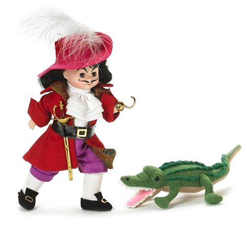 Madame Alexander 8 Inch Disney Faveorites Collection Doll - Captain Hook - Buy Madame Alexander 8 Inch Disney Faveorites Collection Doll - Captain Hook - Purchase Madame Alexander 8 Inch Disney Faveorites Collection Doll - Captain Hook (Madame Alexander, Toys & Games,Categories,Dolls,Fashion Dolls)