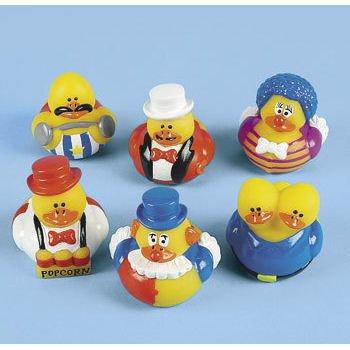 Vinyl Carnival Rubber Duckys - 1