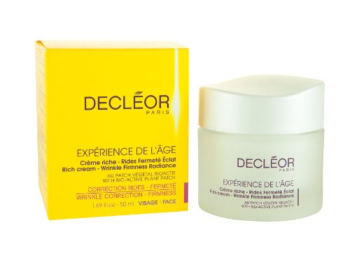 Decleor Experience De Lage Triple Action Rich Wrinkle Cream 50ml