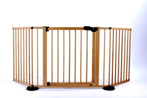 Cardinal Gates 20-Inch Extension For Versagate Pet Gate, Wood