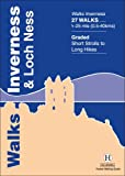 Walks Inverness and Loch Ness (Hallewell Pocket Walking Guides)