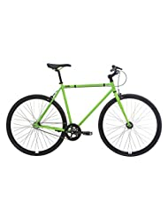 Feral Men's Fixie Single Speed Bike - Gloss Green, 59 cm