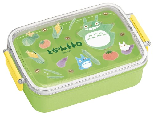 My Neighbor Totoro (vegetables) dishwasher tight lunch box square RB3A