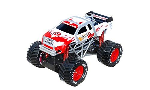 "Azimporter Preschool Children Activity Playset 14.9"" 1/10 Cross Land 4Wd Electric Truck Rd8R Red front-862116"