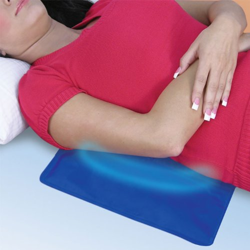 Remedy(TM) Gel Cooling Pad - Soothes your Muscles Remedy(TM) Gel Cooling Pad - Soothes your Muscles