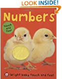 Bright Baby Touch & Feel Numbers (Bright Baby Touch and Feel)
