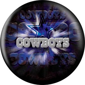 Buy NFL Dallas Cowboys Viz-A-Ball