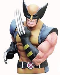 Marvel Wolverine Masked Bust Bank