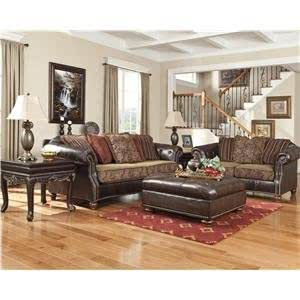 Amazon com ashley furniture industries maddielynn square sofas 2 pc
