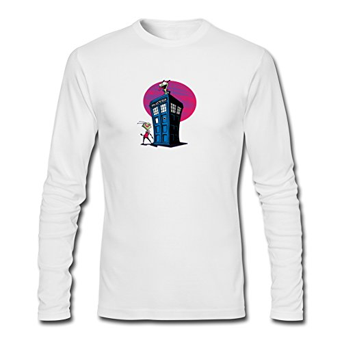 Doctor Who and Alien For Boys Girls Long Sleeves Outlet