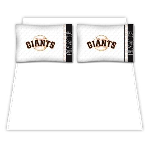 MLB San Francisco Giants Micro Fiber Bed Sheets